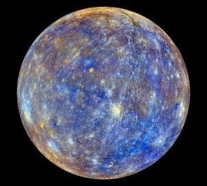 Colorful Mercury